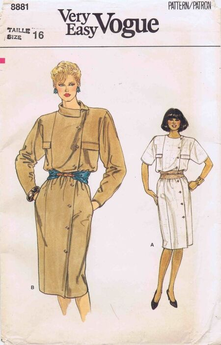 Vogue 1984 8881