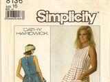 Simplicity 8136 A
