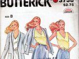 Butterick 3738 A