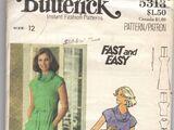 Butterick 5313 A