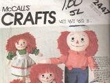 McCall's 2447 A