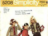 Simplicity 5208
