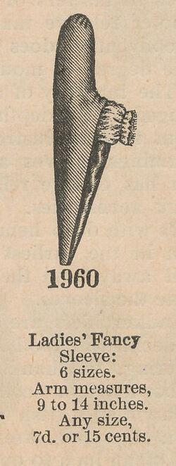 1960 1897 Butterick
