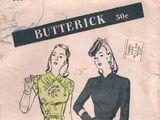 Butterick 3301 B