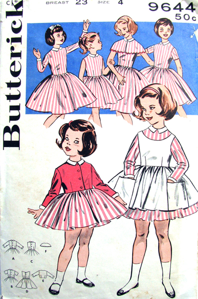 Butterick 9644 image