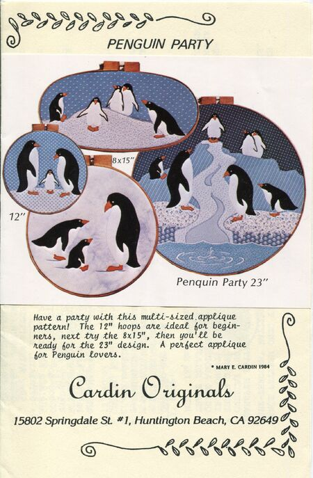 Cardinpenguinparty