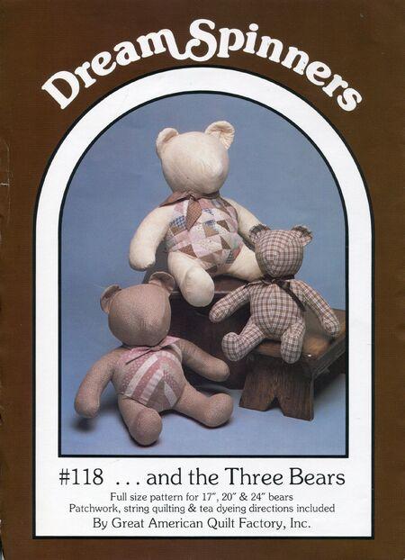 Dreamspinners118bears