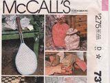 McCall's 7378 B