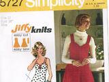 Simplicity 5727 A