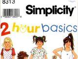 Simplicity 8313 D