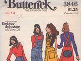 Butterick 3846