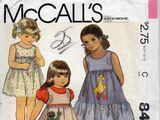 McCall's 8450 A