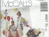McCall's 4957 B