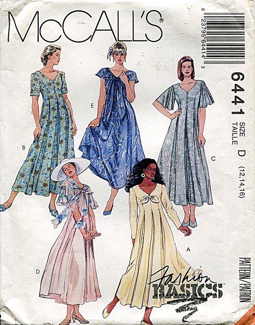 Mccalls6441dresses