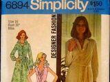 Simplicity 6894 A