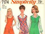 Simplicity 7174