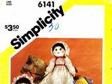 Simplicity 6141 A