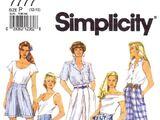 Simplicity 7777 C