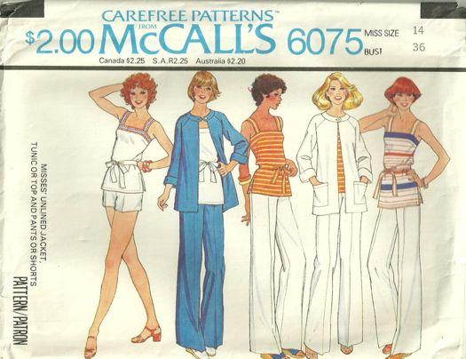 McCall's 6075