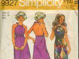 Simplicity 9927