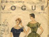 Vogue 8118