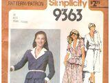 Simplicity 9363 B