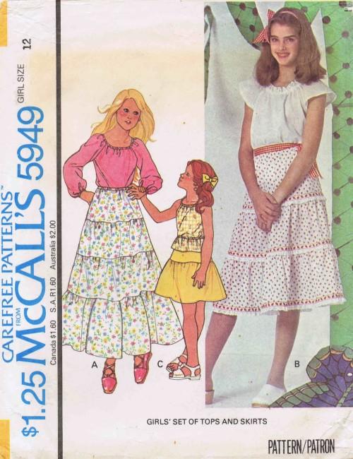McCalls 1978 5949