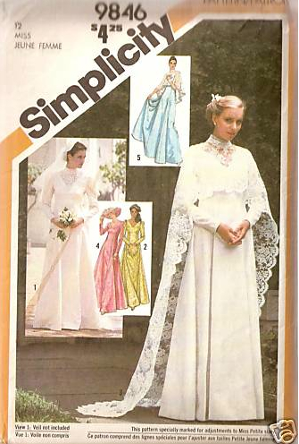 Simplicity 9846 Vintage Sewing Patterns Fandom Powered