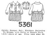 Madame Weigel's 5361