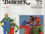 Butterick 5111 B