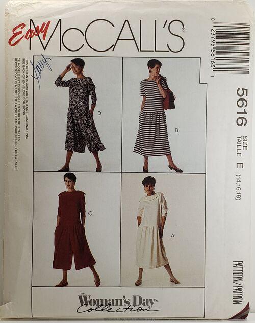 McCalls 5616 B