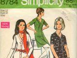 Simplicity 8784