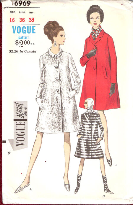 Vogue-coat