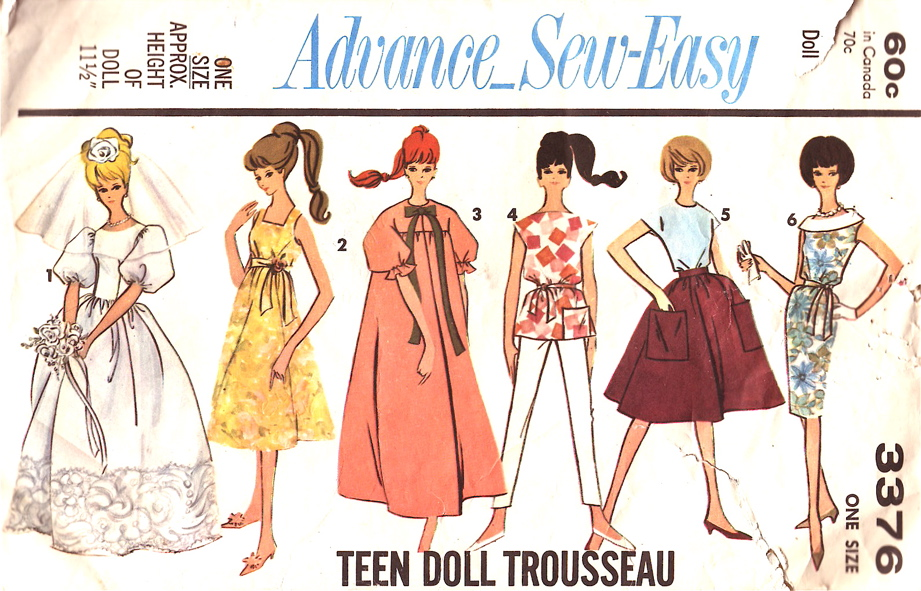 Advance 3376 | Vintage Sewing Patterns | FANDOM powered by Wikia
