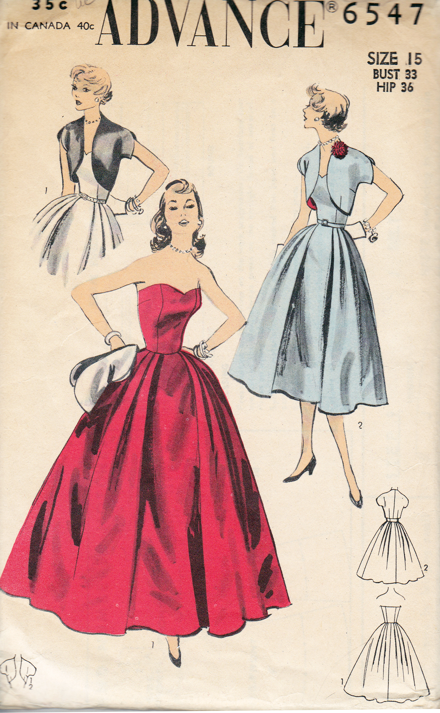 Category 1950s Vintage Sewing Patterns Fandom Powered