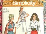 Simplicity 9264 A