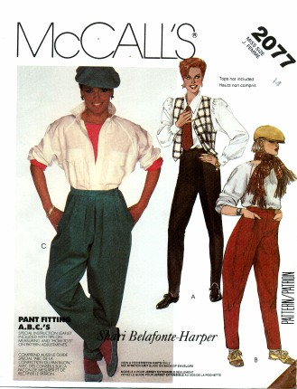 McCalls 1985 2077