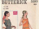 Butterick 5393 C