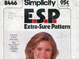 Simplicity 8446 B