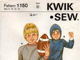 Kwik Sew 1150