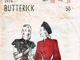Butterick 3919 B