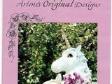 Arlene's Original Designs Carousel & Unicorn Hobby Horses