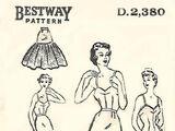 Bestway D.2,380