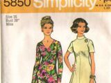 Simplicity 5850