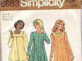 Simplicity 6683