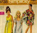 Simplicity 8738 A
