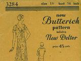 Butterick 3284