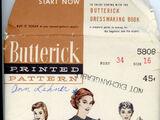Butterick 5808 B
