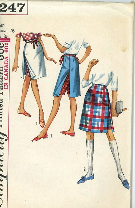 Simplicity 5247 A Vintage Sewing Patterns Fandom
