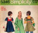 Simplicity 5346 A
